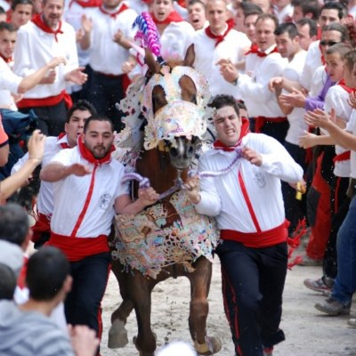 Festivities of Caravaca
